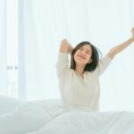 睡眠で悩んでいる方必見!睡眠の質を上げる運動は?